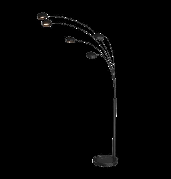 Lampa stojąca ZODIAC BLACK TS-5805-BK Zuma Line
