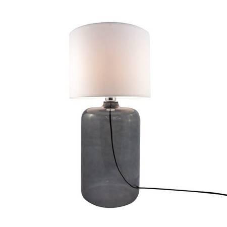 Lampa stołowa AMARSA GRAFIT 5509WH Zuma Line  --- DODAJ PRODUKT DO KOSZYKA I UZYSKAJ MEGA RABAT ----