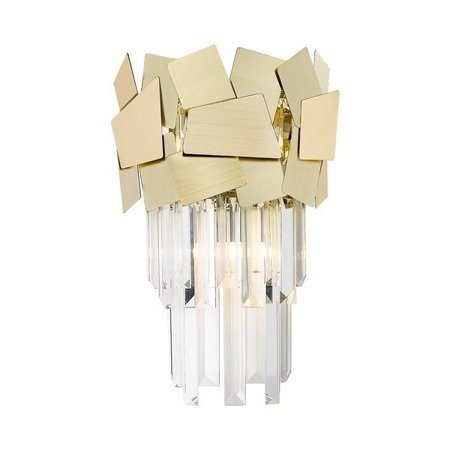 LAMPA WEWNĘTRZNA (KINKIET) ZUMA LINE QUASAR WALL LAMP W0506-02A-B5E3 Zuma Line