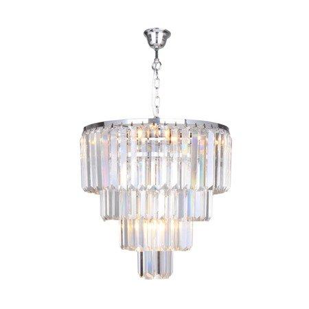 Lampa wisząca AMEDEO 17106/4+1-CHR Zuma Line