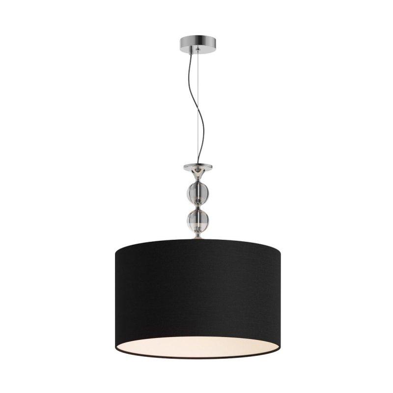 Lampa wisząca REA II czarna RLD93163-1B Zuma Line