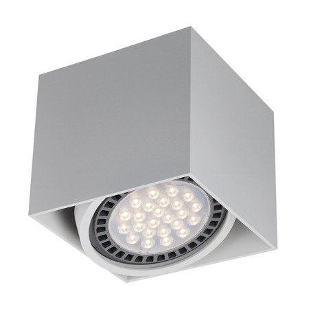 LAMPA WEWNĘTRZNA (SPOT) ZUMA LINE BOX 1 WH SPOT ACGU10-114 Zuma Line