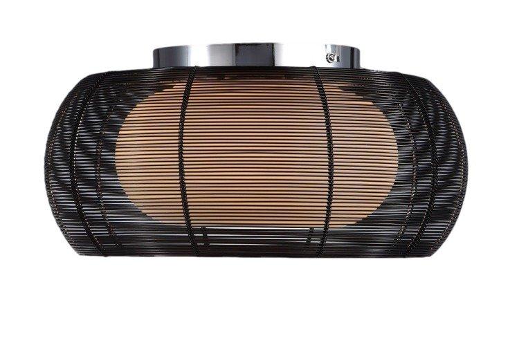 Lampa sufitowa TANGO 50 czarna MX1104-2L Zuma Line