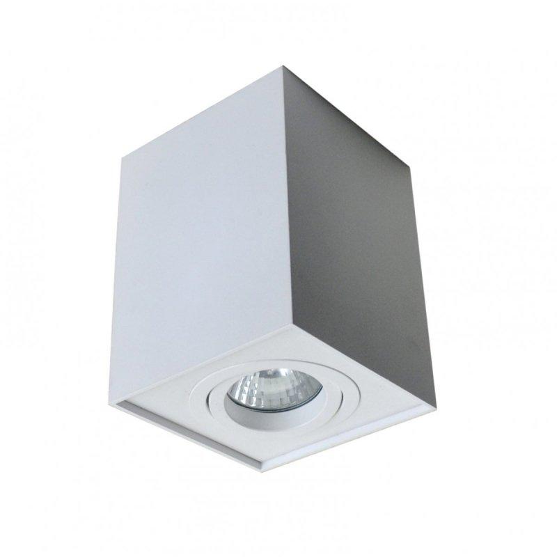 Lampa Sufitowa Spot Quadro SL1 Up White H-89200-WH Zuma Line   --- DODAJ PRODUKT DO KOSZYKA I UZYSKAJ MEGA RABAT ----