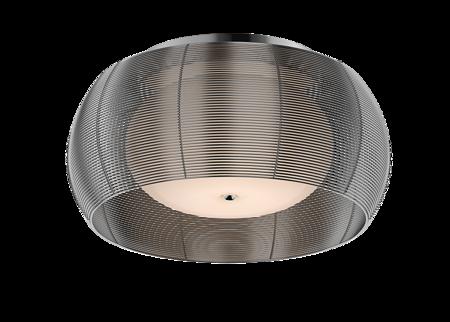 LAMPA SUFITOWA ZUMA LINE TANGO CEILING MX1104-2Lsilver --- DODAJ PRODUKT DO KOSZYKA I UZYSKAJ MEGA RABAT ----