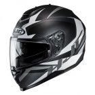 HJC C70 KASK MOTOCYKLOWY TROKY BLACK/GREY