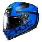 HJC RPHA 70 KASK MOTOCYKLOWY BALIUS BLUE/BLACK