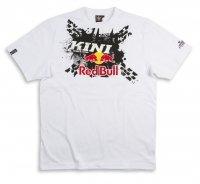 KINI RED BULL X-U T-Shirt koszulka biała
