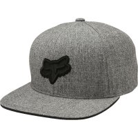 CZAPKA Z DASZKIEM FOX LEGACY SNAPBACK HEATHER GREY