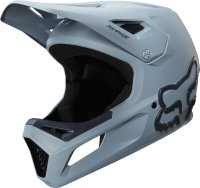 KASK ROWEROWY FOX RAMPAGE LIGHT BLUE/NAVY XL