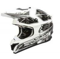 Scorpion Vx-15 Evo Air Magma kask motocyklowy