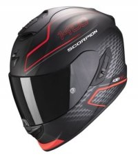 SCORPION KASK MOTOCYKLOWY EXO-1400 AIR GALAXY MATT NE- RED