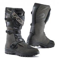 TCX TRACK EVO buty turystyczne enduro quad wodoodporne czarne