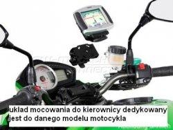 MOCOWANIE GPS Z AMORTYZACJĄ DRGAŃ KAWASAKI Z750/R/S (07-12) Z1000 (07-09) SW-MOTECH