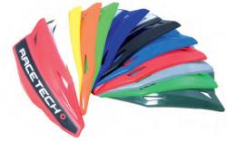 Racetech wymienne plastiki do osłon Vertigo