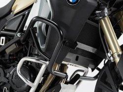 CRASHBAR/GMOL BMW F800 GS ADVENTURE (13-) BLACK SW-MOTECH