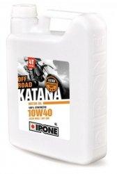 Ipone Katana Off Road 10W40 4L - olej silnikowy syntetyk