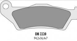 Delta Braking Husqvarna CR 250 (05-07) klocki hamulcowe przód