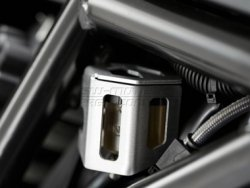 OSŁONA ZBIORNIKA PŁYNU HAMULCOWEGO BMW F700GS (12-) F800GS/ADVENTURE (13-) SILVER SW-MOTECH