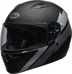 BELL QUALIFIER KASK MOTOCYKLOWY RAID MATTE BLACK/GREY
