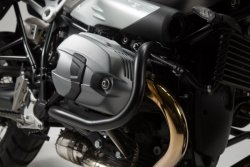 CRASHBAR/GMOL SW-MOTECH BMW R NINET MODELS BLACK