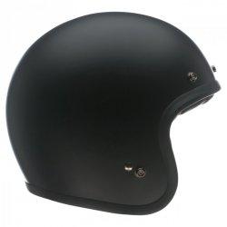 KASK BELL CUSTOM 500 SOLID MATTE BLACK XL