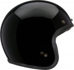 KASK BELL CUSTOM 500 DLX SOLID BLACK XL