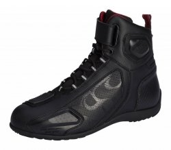 BUTY IXS RS-400 SHORT BLACK 42