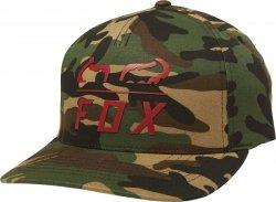 CZAPKA Z DASZKIEM FOX FURNACE FLEXFIT GREEN CAMO L/XL