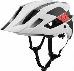 Kask Rowerowy Fox Flux Mips Conduit White/Black XS/S