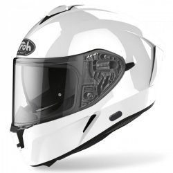 KASK AIROH SPARK COLOR WHITE GLOSS XXL