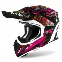 KASK AIROH AVIATOR ACE INSANE MATT L