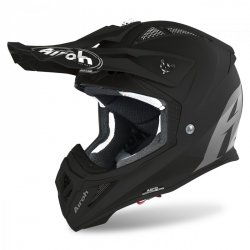 KASK AIROH AVIATOR ACE COLOR BLACK MATT XL