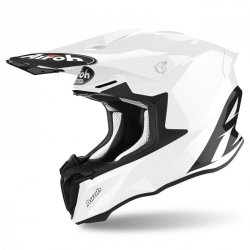 KASK AIROH TWIST 2.0 COLOR WHITE GLOSS S