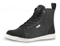 BUTY IXS SNEAKER NUBUK-COTTON 2.0 BLACK 45
