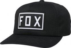 CZAPKA Z DASZKIEM FOX DRIVE TRAIN SNAPBACK BLACK OS