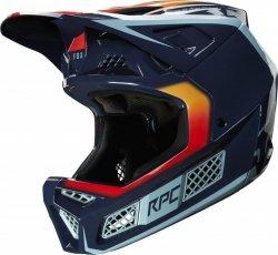 Kask Rowerowy Fox Rampage Pro Carbon Daiz Navy L