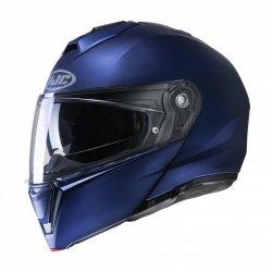 KASK HJC I90 SEMI FLAT METALLIC BLUE XL
