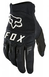 RĘKAWICE FOX DIRTPAW BLACK/WHITE XXL