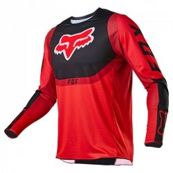BLUZA FOX 360 VOKE RED S