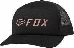 CZAPKA Z DASZKIEM FOX LADY APEX TRUCKER BLACK/PINK OS