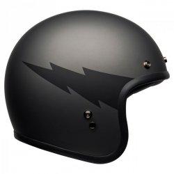 KASK BELL CUSTOM 500 DLX THUNDERCLAP MATTE GRAY/BLACK L