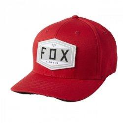 CZAPKA Z DASZKIEM FOX EMBLEM FLEXFIT CHILI S/M