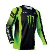 BLUZA FOX 180 MONSTER BLACK XL