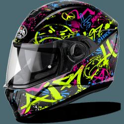 Airoh Storm Cool Graffiti kask motocyklowy integralny S