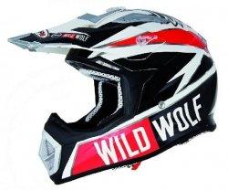 Shiro MX-912 Carbon Wild Wolf kask motocyklowy enduro r.S