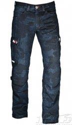 Mottowear Urban dżinsowe spodnie motocyklowe