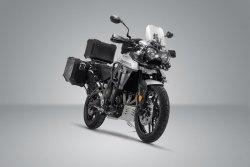 ZESTAW ADVENTURE PAKIET ZABEZPIECZAJĄCY MOTOCYKL TRIUMPH TIGER 800/800 XC (10-14) SW-MOTECH