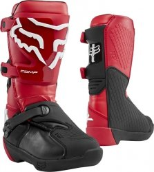 BUTY FOX JUNIOR COMP FLAME RED