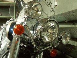 Stelaż pod lampy Kawasaki VN1600 Classic